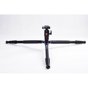 Outdoor Mountain Photographic Tripod with Quick Release Locking System for Camera K2208