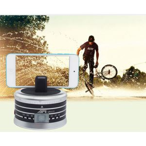 360° Self-Rotating Panormic Head for Photo Video Land- Lapse Camera Mount AFI MRA01