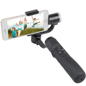 AFI V3 3 Axis Handheld Gimbal Stabilizer For Smartphone Dimension:3.5-6 Inch Wireless Control Vertical Shooting Panorama Mode